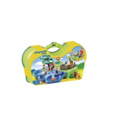 playmobil valigetta zoo con acquario 6792 Playmobil-Futurartshop.com