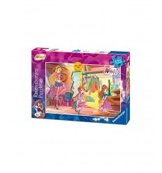 winx fashion puzzle 125 pezzi 09781 Ravensburger-Futurartshop.com