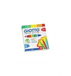 Giotto turbo color 24 pz pennarelli 417000 417000 Fila- Futurartshop.com