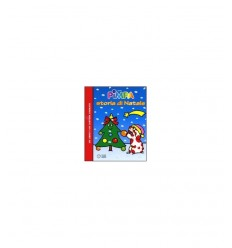 Pimpa Christmas story book with dvd 2583FCP Panini- Futurartshop.com