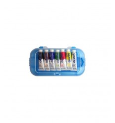 Giotto tempere ultrafine concentrate 7 pz tubbetto 7,5 ml 301500 301500 Fila-Futurartshop.com