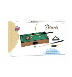 Billiards pool table in wood GG95010 Grandi giochi- Futurartshop.com