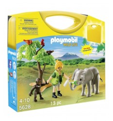 Safari de zoo playmobil mallette 5628 Playmobil- Futurartshop.com