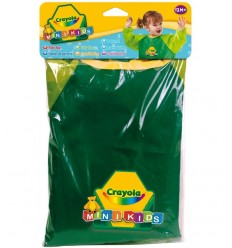 Grembiulino mini kids Crayola-Futurartshop.com