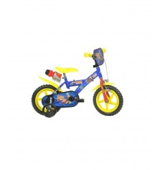 Fireman Sam 12 bicycle 0004584 Dino bikes- Futurartshop.com