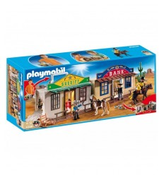 Playmobil villaggio Western 4398 4398 Playmobil-Futurartshop.com
