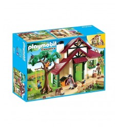 Playmobil safe house of Forester 6811 Playmobil- Futurartshop.com