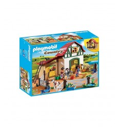 playmobil maneggio dei pony 6927 Playmobil-Futurartshop.com