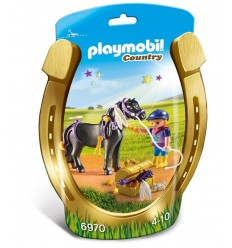 Playmobil pony gwiazdki 6970 Playmobil- Futurartshop.com