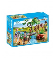 playmobil gita con i pony 6947 Playmobil-Futurartshop.com