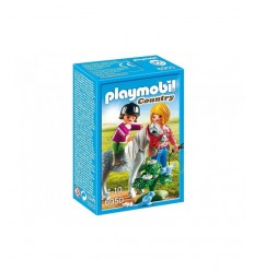Playmobil pony with mom and baby 6950 Playmobil- Futurartshop.com