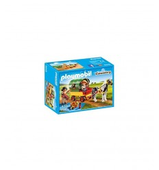 PLAYMOBIL pique-nique avec buggy 6948 Playmobil- Futurartshop.com