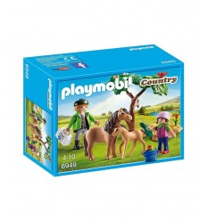 playmobil veterinario dei pony 6949 Playmobil-Futurartshop.com