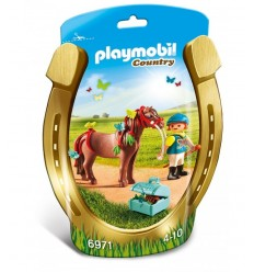 playmobil pony butterfly 6971 Playmobil-Futurartshop.com