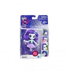 bambola equestria girls mini rarity B4903EU40/B6365 Hasbro-Futurartshop.com