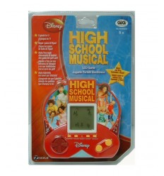 Jeux de jeu high school musical 5 LCD Gig- Futurartshop.com