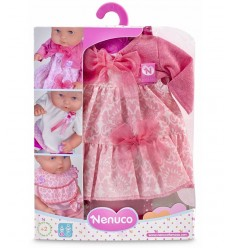Nenuco a pink dress with vest and bow 700012823/21324 Famosa- Futurartshop.com