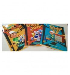 Pocket-book handy manny rigo 5 mm 05692 Dedit- Futurartshop.com
