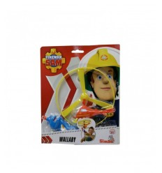 Fireman Sam helicopter with launcher AML00000 Simba Toys- Futurartshop.com