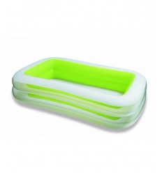 Piscine de natation Centre 56483 262 Cm 56483 Intex- Futurartshop.com