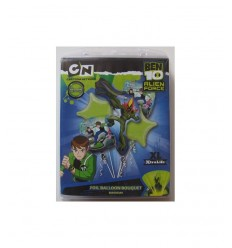 Ben 10 anniversaire fête ballons A18660-37 Magic World Party- Futurartshop.com