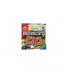 Gioco Sam il pompiere my first memory 21204 0 Ravensburger-Futurartshop.com