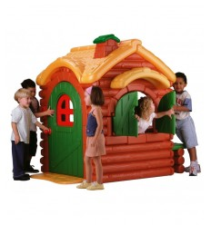 Woodland cottage House avec les sons du jeu 800002884 Famosa- Futurartshop.com
