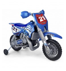 moto feber cross alpha con casco 800002995 Famosa-Futurartshop.com
