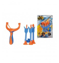 X-Power Set Schleuder mit Dart 107210900 Simba Toys- Futurartshop.com