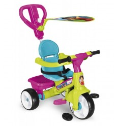 tricycle de Heidi avec sons 700012542 Famosa- Futurartshop.com