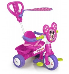 tricycle minnie with sounds 700012541 Famosa- Futurartshop.com