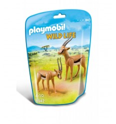 PLAYMOBIL couple de Gazelles 6942 Playmobil- Futurartshop.com