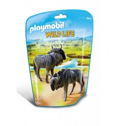 PLAYMOBIL couple de gnu 6943 Playmobil- Futurartshop.com