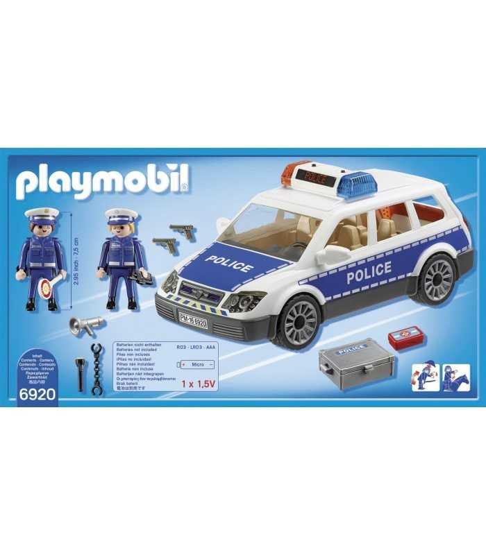 playmobil police car 6920 playmobil futurartshopcom - Playmobile Police