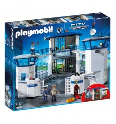 Playmobil police station with prison 6919 Playmobil- Futurartshop.com