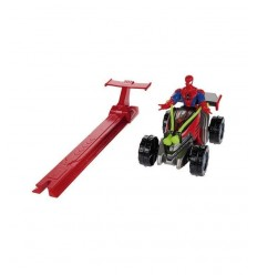 Hasbro Spiderman Power webs racers A1504E270 Hasbro- Futurartshop.com