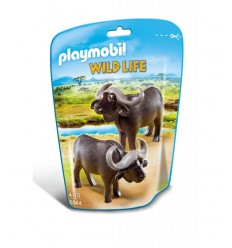 PLAYMOBIL couple de buffles 6944 Playmobil- Futurartshop.com