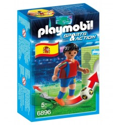 Playmobil gracz Hiszpania 6896 Playmobil- Futurartshop.com
