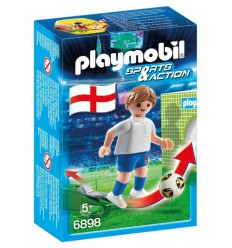 Playmobil graczem Anglii 6898 Playmobil- Futurartshop.com