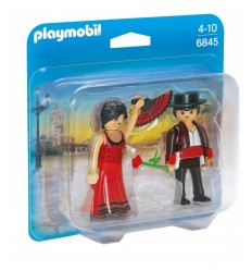Playmobil tancerze flamenco 6845 Playmobil- Futurartshop.com