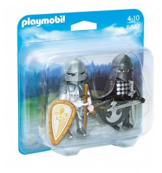 playmobil coppia di cavalieri 6847 Playmobil-Futurartshop.com