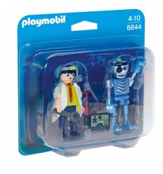 Robots y Playmobil dr bios 6844 Playmobil- Futurartshop.com