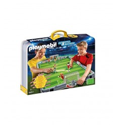 Terrain de football Playmobil pliable 6857 Playmobil- Futurartshop.com