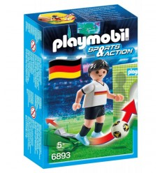 Playmobil Niemcy gracza 6893 Playmobil- Futurartshop.com