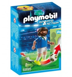 Playmobil gracz Włochy 6895 Playmobil- Futurartshop.com