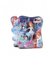 Bambola Winx Tynix Light Up