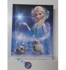 (frozen) standard journal 12 months elsa with olaf 2016-2017 161101/1 Accademia- Futurartshop.com