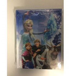 (frozen) standard journal 12 months elsa and friends 2016-2017 161101/2 Accademia- Futurartshop.com