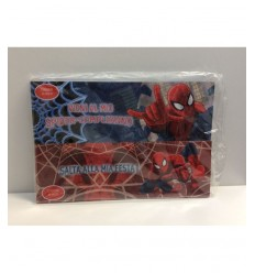 Invitations Spiderman aux parties 161646/S Accademia- Futurartshop.com