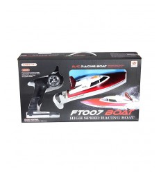 Barco de RC Racing de 2.4G 4CH FT007 Prismalia- Futurartshop.com